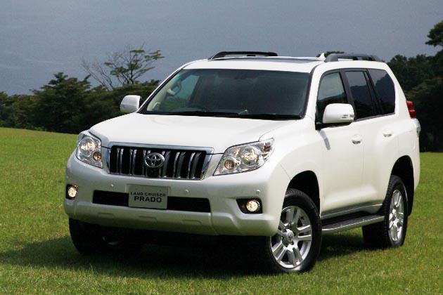 New Toyota Prado 2013